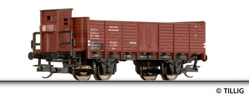 Tillig 14282 - Open Box Car Om Breslau