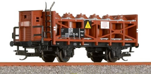 Tillig 14441 - Acid Pot Wagon