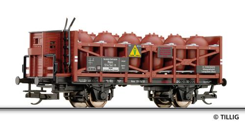 "Tillig 14446 - Acid Pot Car IG Farbenindustrie"""