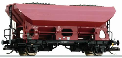 Tillig 14586 - German Hopper Wagon Fcs of the DB