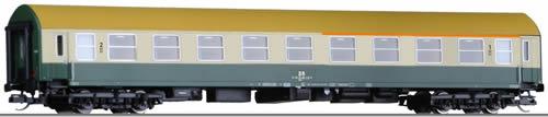 Tillig 14588 - German Hopper Wagon Fcs of the DB AG