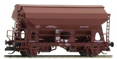 Tillig 14590 - Czechoslovakia Hopper Tds of the CSD