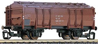 Tillig 14711 - Hinged Cover Wagon