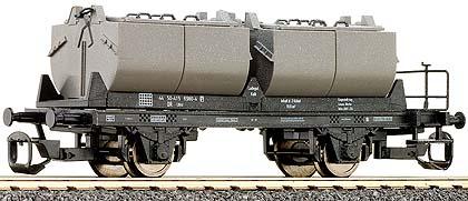 Tillig 14721 - Wagon For Transport of Limestone LEUNA