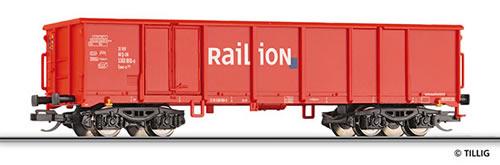 Tillig 15254 - Open Freight Car Eaos-x 075