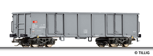 Tillig 15255 - 4-axle Gondola Eaos of the SBB