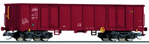 Tillig 15257 - Open Freight Car Eaos of the GYSEV Cargo
