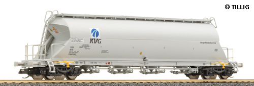 Tillig 15496 - Silo Car DB AG