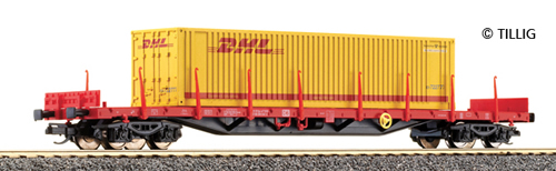Tillig 15579 - Container Car Rgs