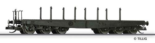 Tillig 15611 - Flat Car SSyms