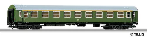 Tillig 16301 - 1st class Passenger Coach Typ B of the DR