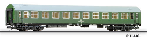 Tillig 16340 - 2nd Class Passenger Coach