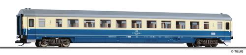 Tillig 16500 - 2nd Class Express Train Coach (Bpmz)