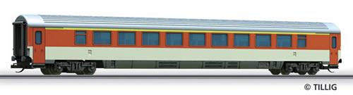 Tillig 16520 - 1st Class Passenger Coach Ampz