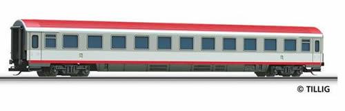 Tillig 16531 - 2nd Class Passenger Coach Bmz