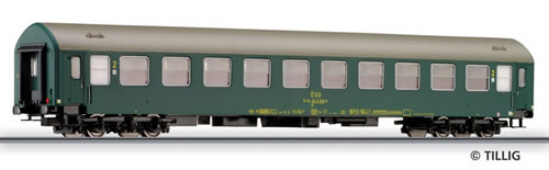 Tillig 16640 - 2nd Class Express Train Coach Type Y
