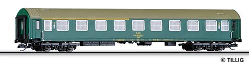 Tillig 16643 - 1st/2nd Class Passenger Coach
