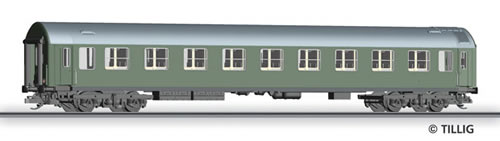 Tillig 16644 - 1st Class Passenger Coach