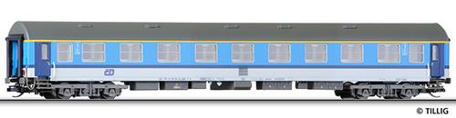 Tillig 16645 - 1st Class Passenger Coach