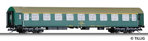 Tillig 16647 - 1st Class Passenger Coach