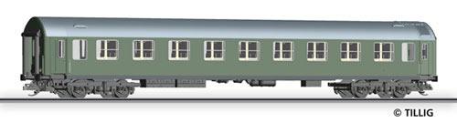 Tillig 16648 - 1st/2nd Class Passenger Coach
