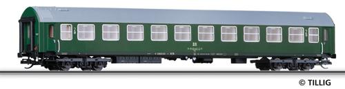 Tillig 16649 - 2nd Class Passenger Coach, Type Y