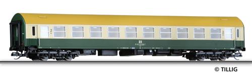 Tillig 16652 - 2nd Class Passenger Coach, type Y/B 70