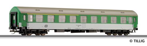 Tillig 16653 - 1st/2nd Class Passenger Coach, Type Y/B 70