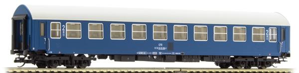 Tillig 16679 - Romanian Passenger Car of the CFR