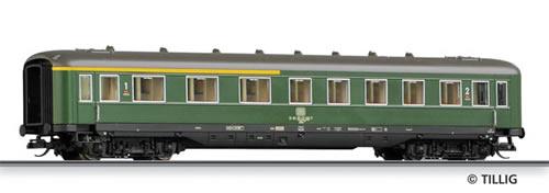 Tillig 16921 - 1st/2nd Class Passenger Coach