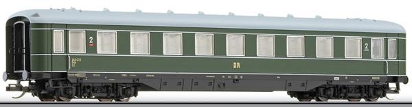 Tillig 16940 - 2nd Class Express Train Coach DR