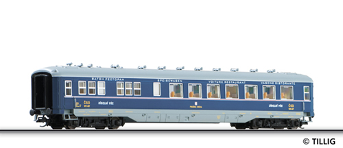 Tillig 16972 - Restaurant Car