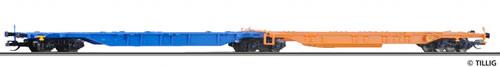 Tillig 18002 - Container Car Sdggnos/Sdggmrs 739/344 of the OBB
