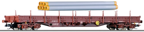 Tillig 18104 - Low Side Car Res of the SNCF with Load