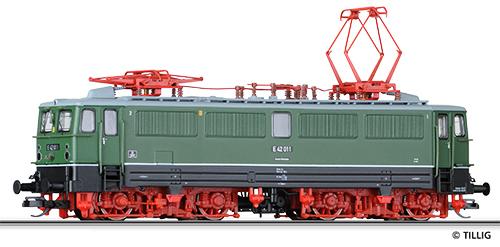 Tillig 501083 - Electric Locomotive Class E 42