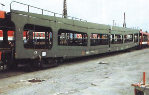 Tillig 56005 - Freight Car Set DDm 916 (2 cars)