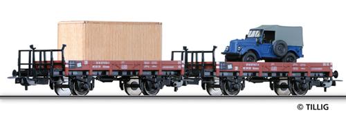 Tillig 70002 - Freight car set