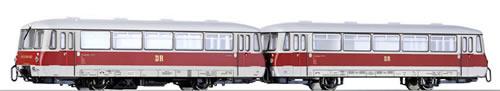 Tillig 73142 - Railbus VT 2.09.102 and Trailer VB 2.08.