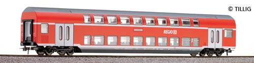 Tillig 73801 - Double-deck coach DABz 756