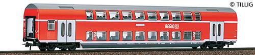 Tillig 73802 - Double-deck coach DBz 751