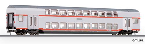 Tillig 73803 - Double-deck coach 1st/2nd class
