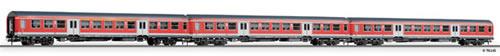 Tillig 74186 - Passenger coach set