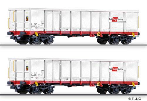 Tillig 74197 - Freight car set