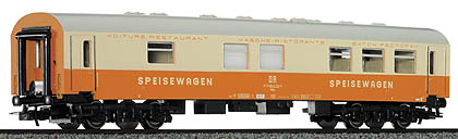 Tillig 74301 - Reconstructed dining car for fast intercity trains
