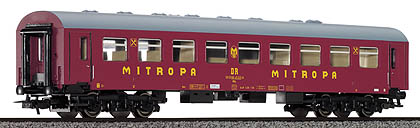 Tillig 74366 - Reconstructed dining car MITROPA