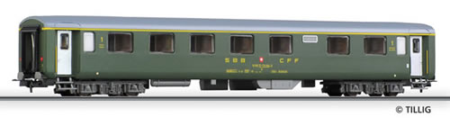 Tillig 74768 - 1st class passenger coach