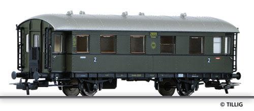 Tillig 74785 - 2nd class passenger coach