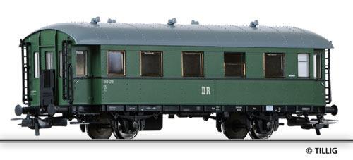 Tillig 74786 - 2nd class passenger coach