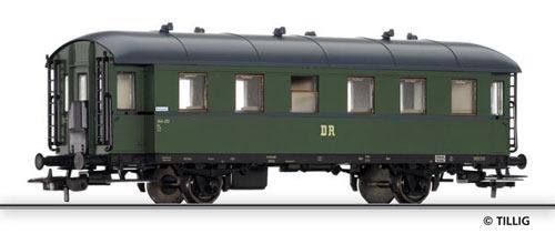 Tillig 74802 - 2nd class pasenger coach