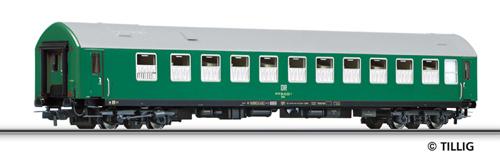 Tillig 74803 - Sleeping coach, type Y, of the NVA-Train